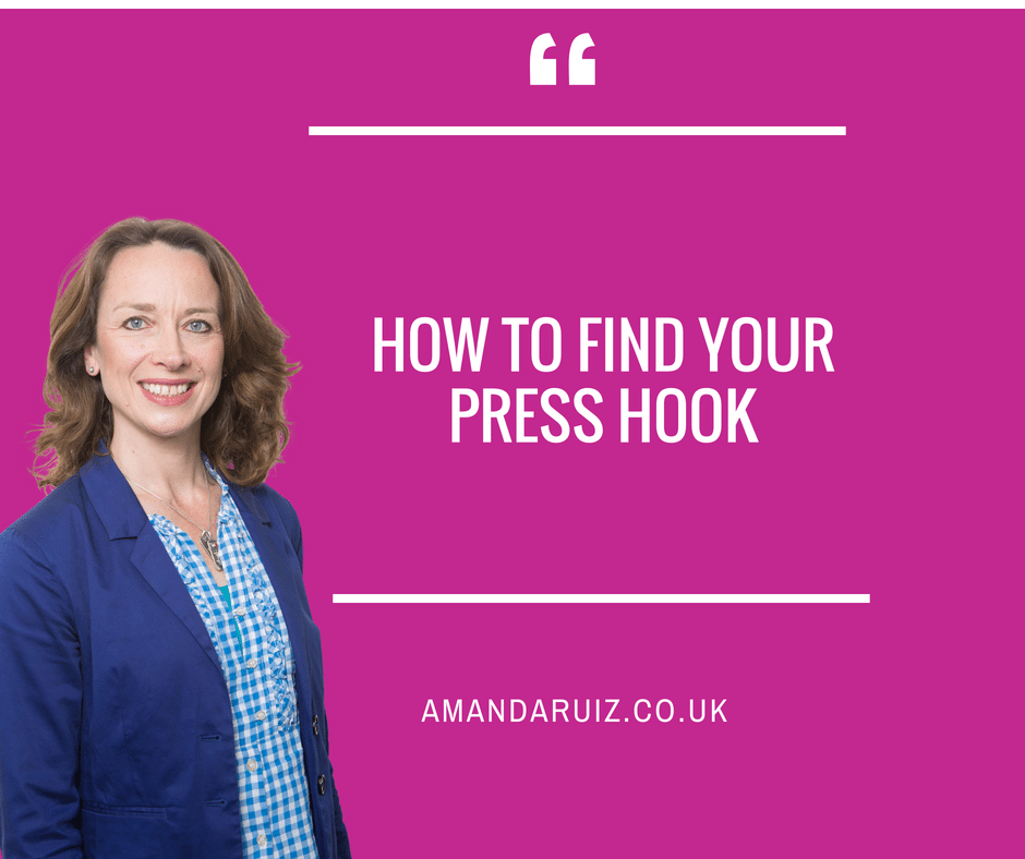 How to Find your Press Hook