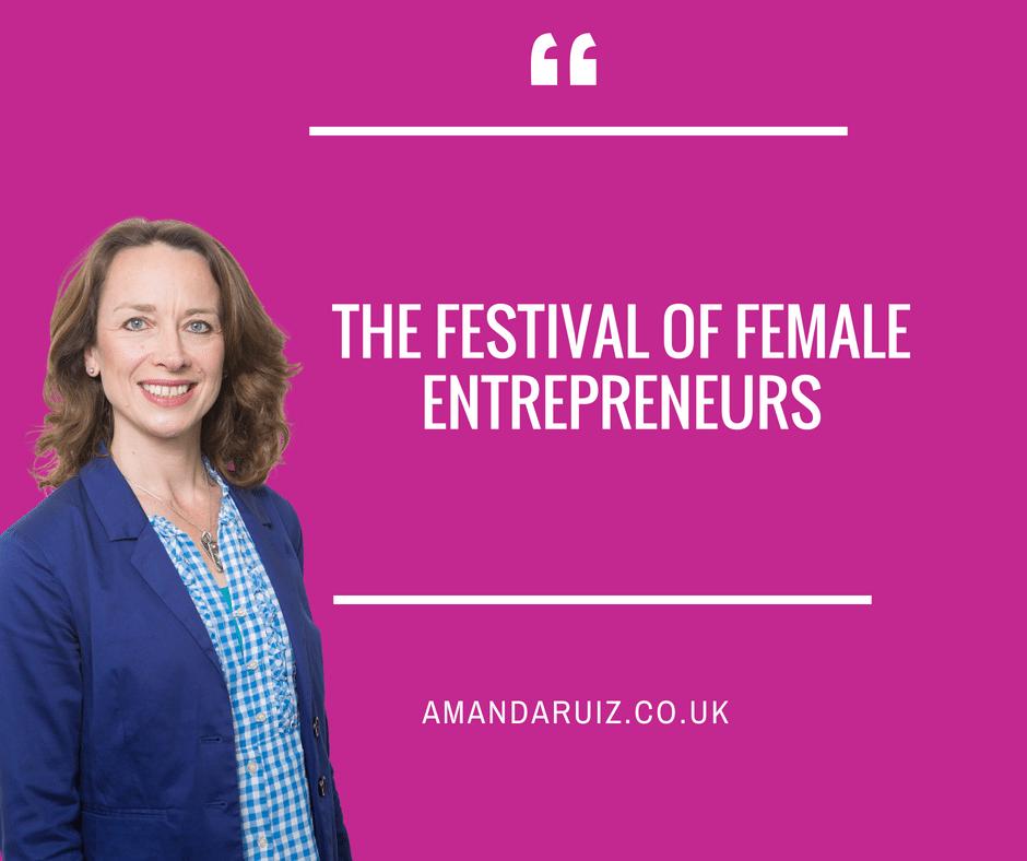 The Festival of Female Entrepreneurs