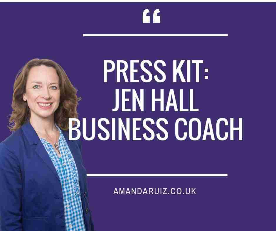 Jen Hall Business Coach