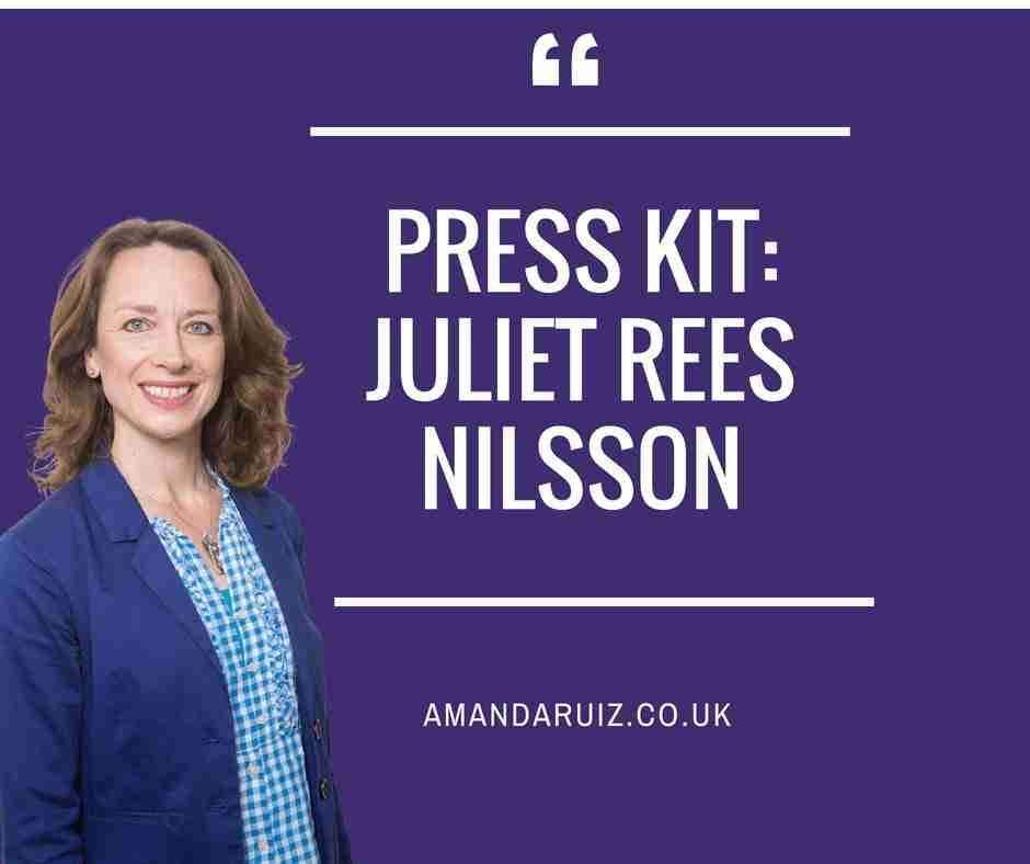 Juliet Rees Nilsson
