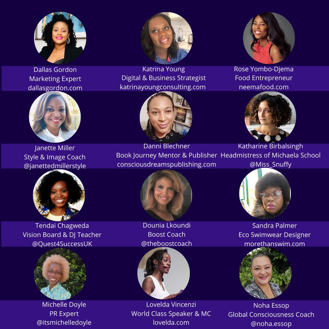 Awesome Black Entrepreneurs